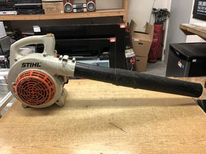 STIHL BG55 27.2cc Gas Leaf Blower for Sale in Baltimore, MD