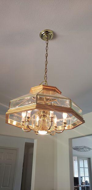 Chandelier light for Sale in Wenatchee, WA