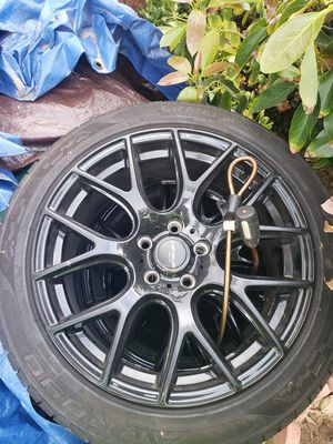 "18"" gloss black Versus Rims VS301 for Sale in El Cajon, CA"