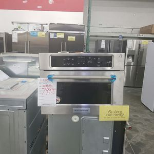 NEW KitchenAid Microwave Oven Combo FACTORY WARRANTY for Sale in Ontario, CA