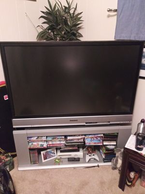 55 inch tv. for Sale in Beaverton, OR