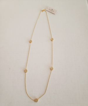 """New $149 Kate Spade Brightspot Scatter Gold Necklace - 32"""" for Sale in Henderson, NV"""