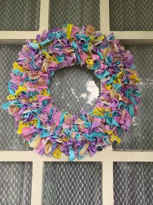 Bandana Wreaths!! for Sale in Utica, NY