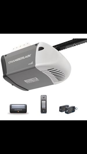 Chamberlain Garage Door Opener Installation Included for Sale in Tampa, FL