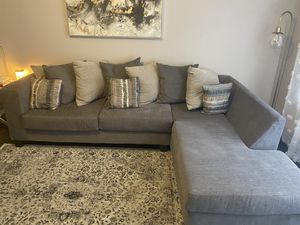 Sectional like new condition for Sale in Houston, TX