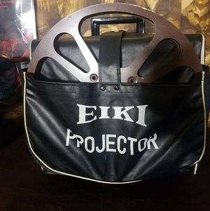 Mint Condition Eiki 16mm Film Projector for Sale in Tacoma, WA