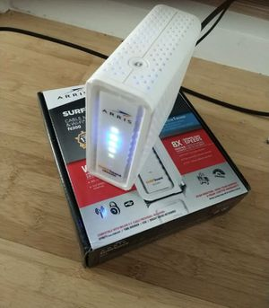 Modem + Router Bundle for Sale in Sunnyvale, CA