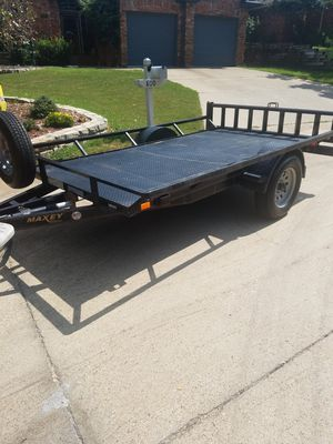 Maxey ATV/Utility trailer for Sale in Highland Village, TX