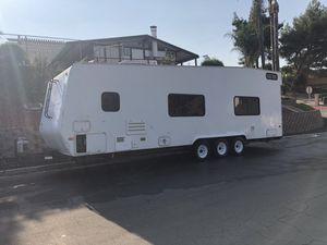2002 Toyhauler 28Ft triple axle trailer for Sale in Riverside, CA