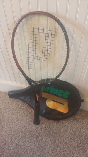 Prince alloy tennis racket. for Sale in Sandy, UT