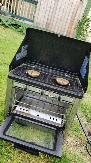 Camp chef camper oven/stove top for Sale in Redmond, OR