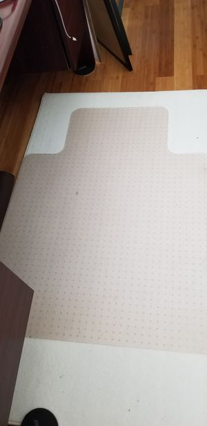 Chair mat for carpet for Sale in Mebane, NC
