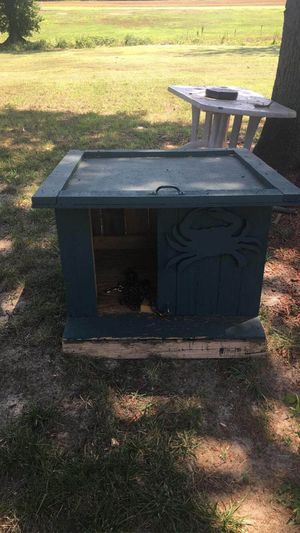 hand built dog house for Sale in Federalsburg, MD