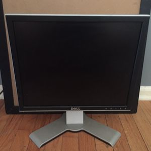 Dell Monitor 1707FPt W/Stand for Sale in Danbury, CT