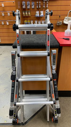 Little giant epic 17' ladder for Sale in Anoka, MN