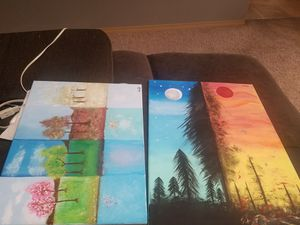 Custom canvases!! for Sale in Pasco, WA
