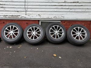 Jeep Wheels (2014) 24560R18 for Sale in Providence, RI