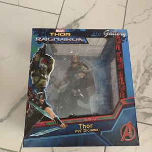 """MARVEL Gallery THOR RAGNAROK 10"""" PVC Diorama Statue DIAMOND SELECT New for Sale in Kissimmee, FL"""