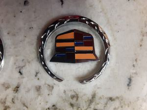 Two Cadillac Emblems for Sale in Austin, TX