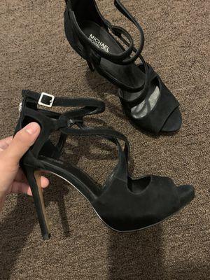 Michael Kors suede heels for Sale in Bell Gardens, CA