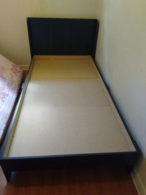 Twin bed frame for Sale in Carriere, MS