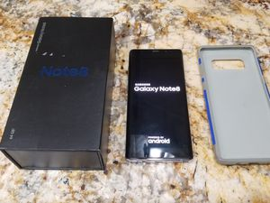 Samsung Galaxy Note 8 64gb Unlocked for Sale in Rockville, MD