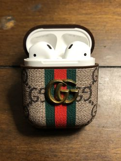Airpods And Gucci Case for Sale in Houston,  TX
