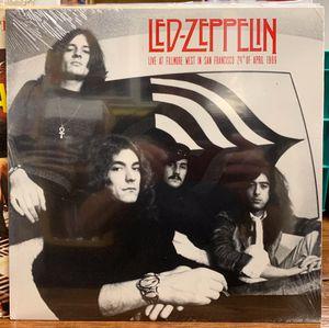 Led Zeppelin Japanese Import - Virgin Vinyl Record - Sealed! for Sale in Wilmington, DE