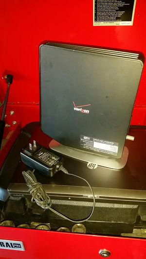 Router verizon fios good condition for Sale in Santa Clarita, CA