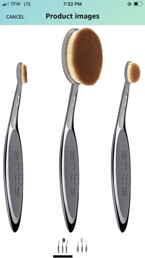 Artis makeup brushes. Message me for prices. for Sale in Jersey City, NJ