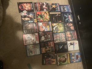 84 dvds for 55.00 for Sale in Washington, DC