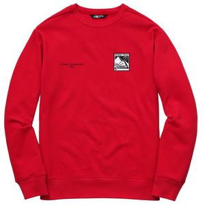 Supreme x The North Face Steep Tech Crewneck- Red for Sale in Tyrone, PA