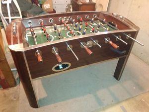 Sportcraft Foosball Table for Sale in Spokane, WA