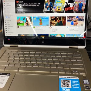 Hp Laptop Chrome book 14 In for Sale in Dallas, TX