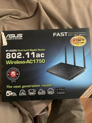 WiFi Router for Sale in Gilroy, CA