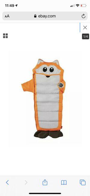 Ozark trail fox sleeping bag for Sale in Irvine, CA