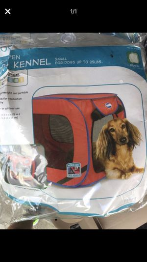 Dog kennel still in bag for Sale in Pickerington, OH