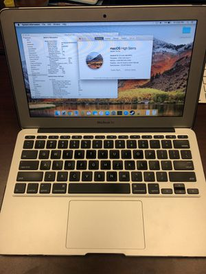 Mid 2012 11-inch MacBook Air for Sale in West Palm Beach, FL