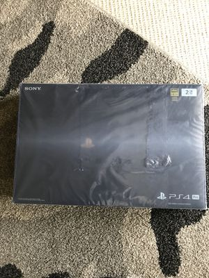 PlayStation 4 Pro 500 Million SOLD OUT Limited Edition for Sale in Wenatchee, WA