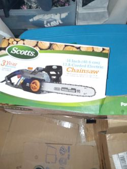 Scotts Chainsaw for Sale in Portland,  OR
