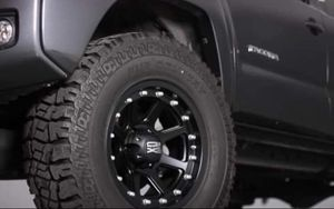 """17"""" Toyota Tacoma Wheels & Tires Pkg for Sale in Westminster, CA"""