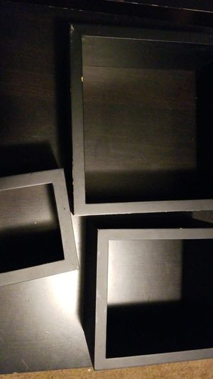 square wall shelves for Sale in Lake Oswego, OR