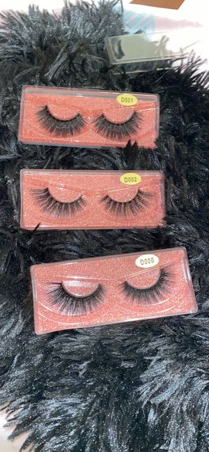 Eyelashes $3 for Sale in South Gate, CA