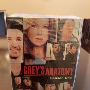 Grey's Anatomy Seasons 1-7 - Brand New Sealed for Sale in Sugar Land, TX