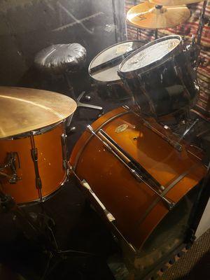 Maple drum set maple for Sale in Aurora, CO