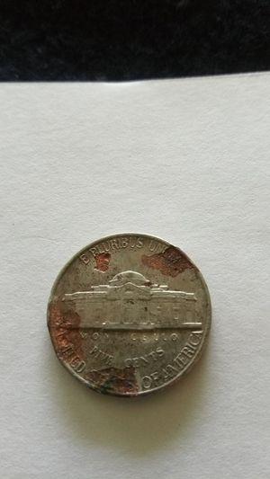 1995-D. Jefferson nickel 4.85g. six full steps. for Sale in Hazelwood, MO