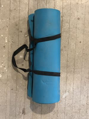 Yoga mat with Carrier! for Sale in Washington, DC