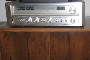Vintage Pioneer AM/FM Stereo Receiver Model SX-580 for Sale in Arvada, CO
