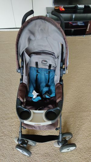 Chicco stroller click connect - Used for Sale in Pittsburgh, PA