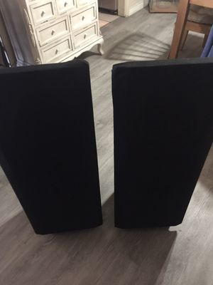 Dahlquist DQ8 Phased Array Stereo Speakers for Sale in Las Vegas, NV